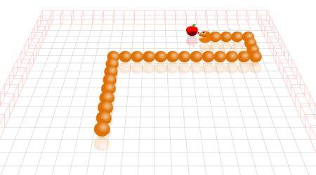 Screenshot - 3D Worm