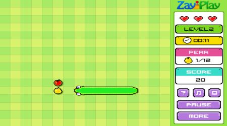 Screenshot - Fruit Snake